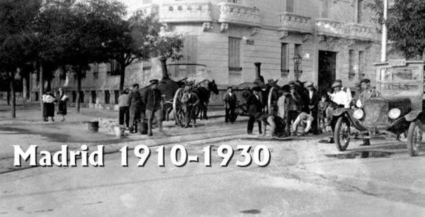 EXPOSICIÓN FOTOGRÁFICA MADRID 1910-1930 EN CONDEDUQUE